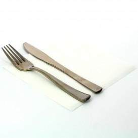 Paper Napkin White 1 Layer 33x33 (100 Units)